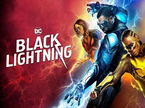 Black Lightning!