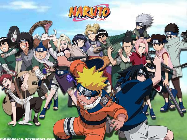 Naruto Recap (Spoiler Warning!)
