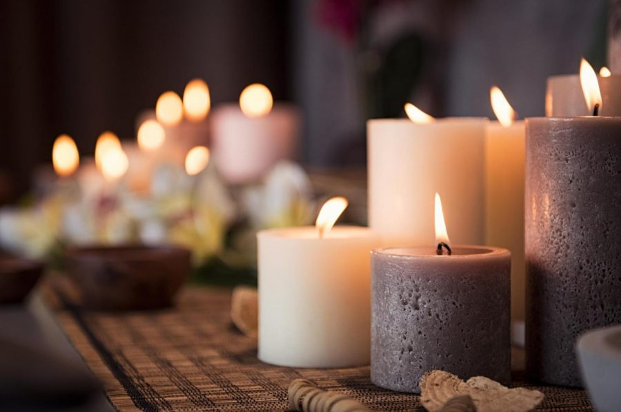 The History of Candles